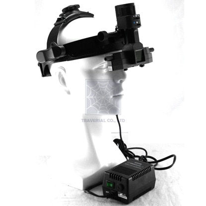 LOCHOSS Binocular Indirect Ophthalmoscope with Aluminium