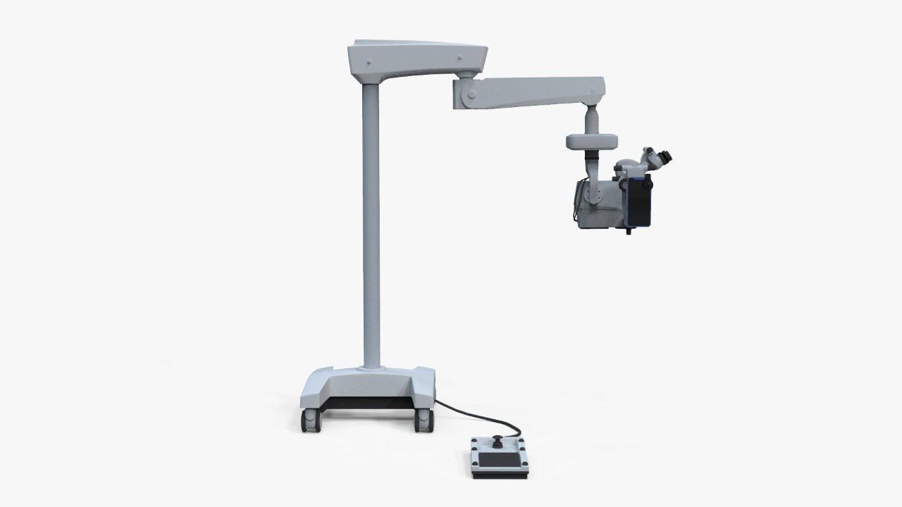 surgical microscope smartphone adaptor